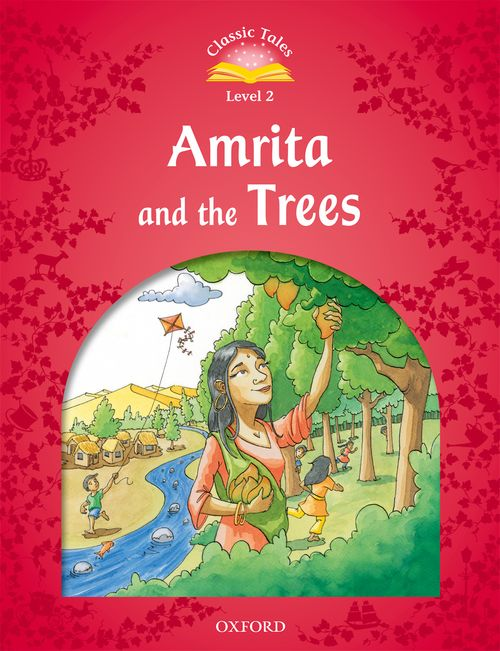 Amrita and the tree