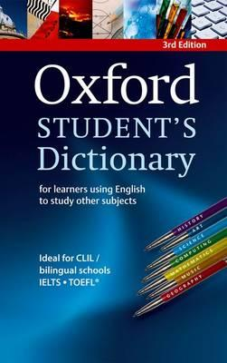 Oxford Student Dictionary