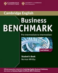 business benchmark pre inter