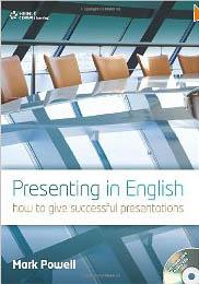 presentingin english