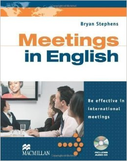 meeting in english