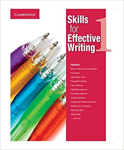 skillsforeffectivewriting