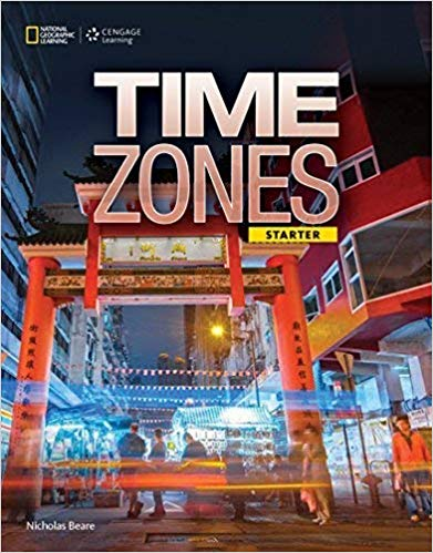 Time Zones 2nd Edition
