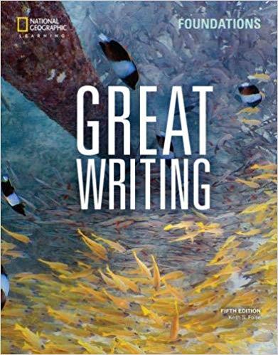 GreatWriting